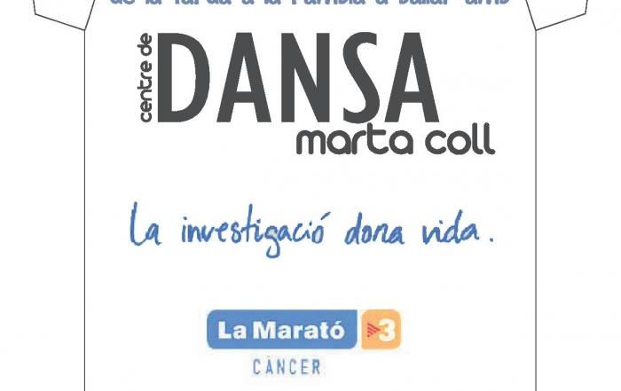 Cartell La Marató TV3 2018