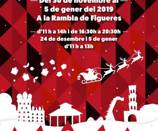 Christmas Market Figueres