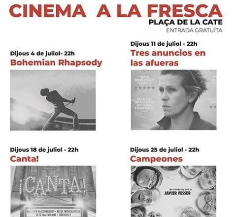 Cartelera cine Figueres